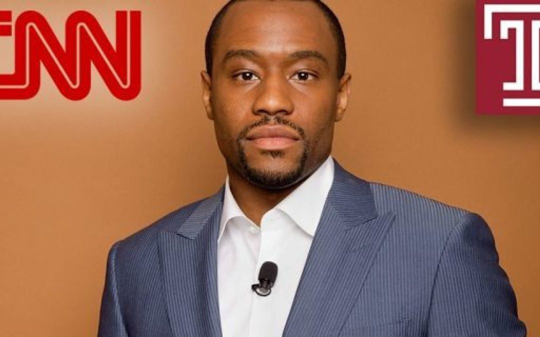 Marc Lamont Hill: CNN Memecat Jurnalis yang Mengkritik Israel dan Menyerukan 'Palestina Merdeka'