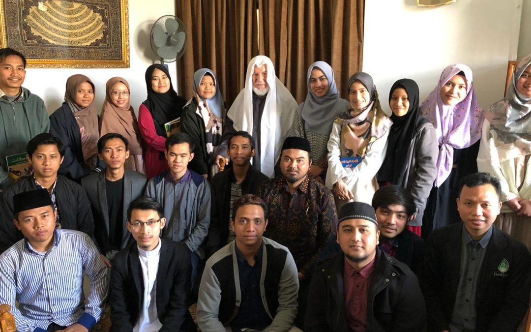 Konsultan Syariah Mesir: Lulusan Pakeis ICMI Akan Membumikan Nilai Ekonomi Islam