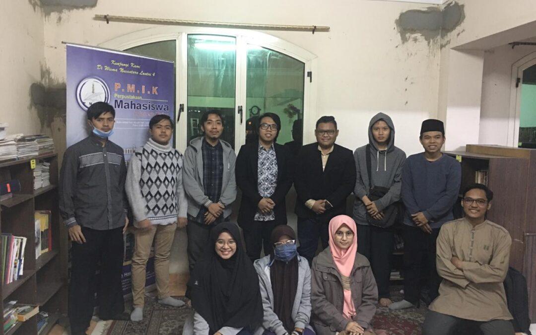 FTL Mulai Berjalan, Ketua ICMI Kairo: Mahasiswa Harus 'Melek' Karya Ulama